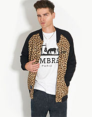 Criminal Damage Jaguar Bomber Jacket