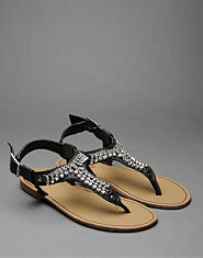 Bank Tiani Diamonte Sandals