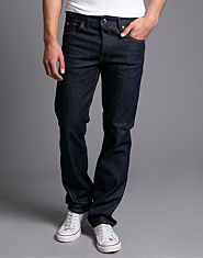 Gio-Goi Raw Straight Leg Jeans
