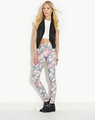 BLONDE & BLONDE Floral Leggings