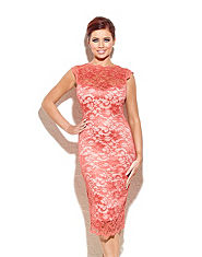 Amy Childs Lexi Lace Bodycon Dress