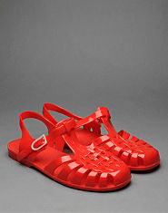 JuJu Fisherman Jelly Shoes