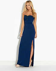 Lipsy Jewelled Maxi Dress