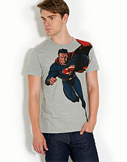 French Connection Superman Fly T-Shirt
