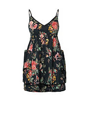 Rare Floral Pocket Dress
