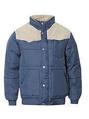 Voi Jeans Removable Sleeves Equalize Jacket