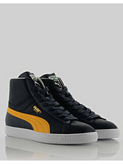 Puma Basket Mid Trainers