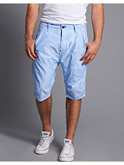 G-STAR Organic Chambray Shorts